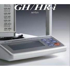 Lab Balance – GH/GR Series